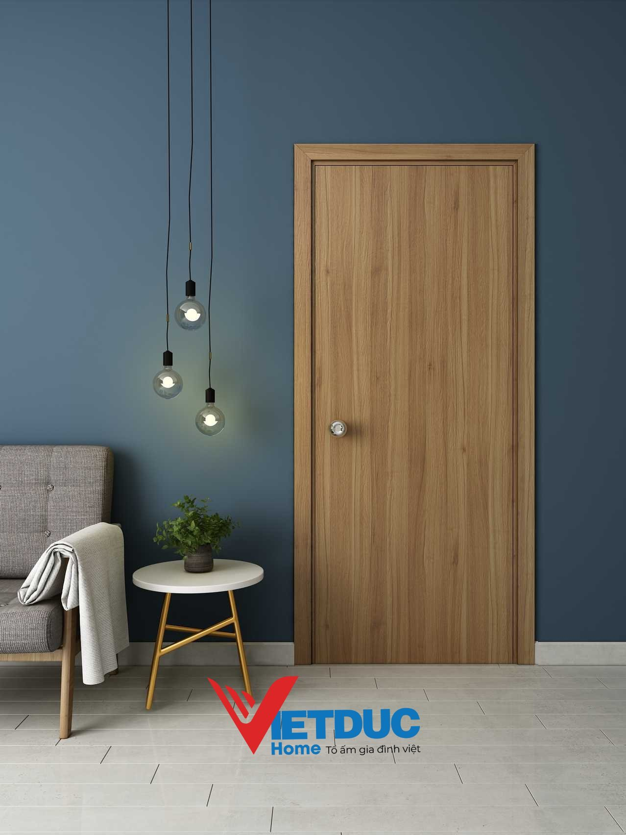 cửa thông phòng gỗ công nghiệp đẹp và chất lượng