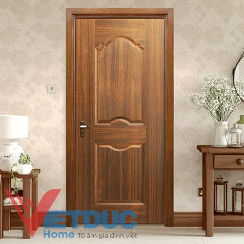 Cửa gỗ công nghiệp HDF Veneer phù hợp cho các công trình lớn .