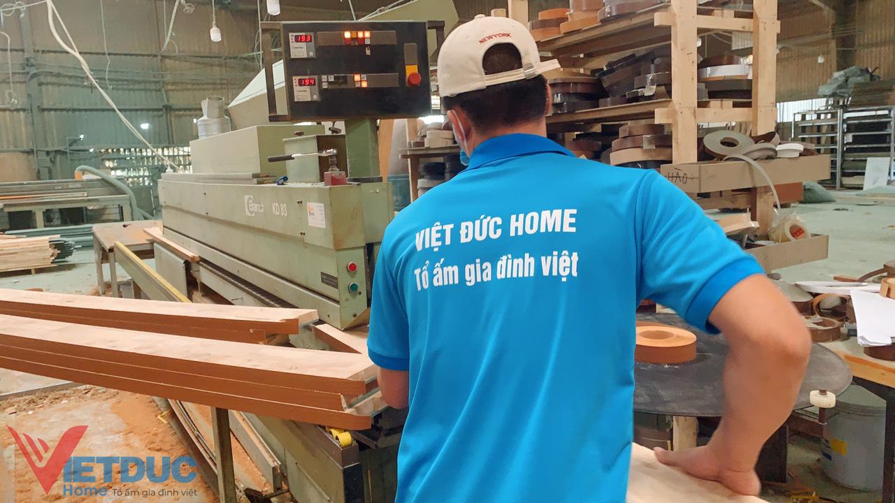 Cửa gỗ công nghiệp Việt Đức Home