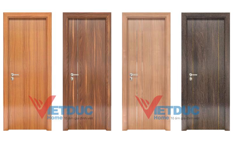 [Báo Giá] Cửa gỗ MDF Melamine rẻ nhất HCM