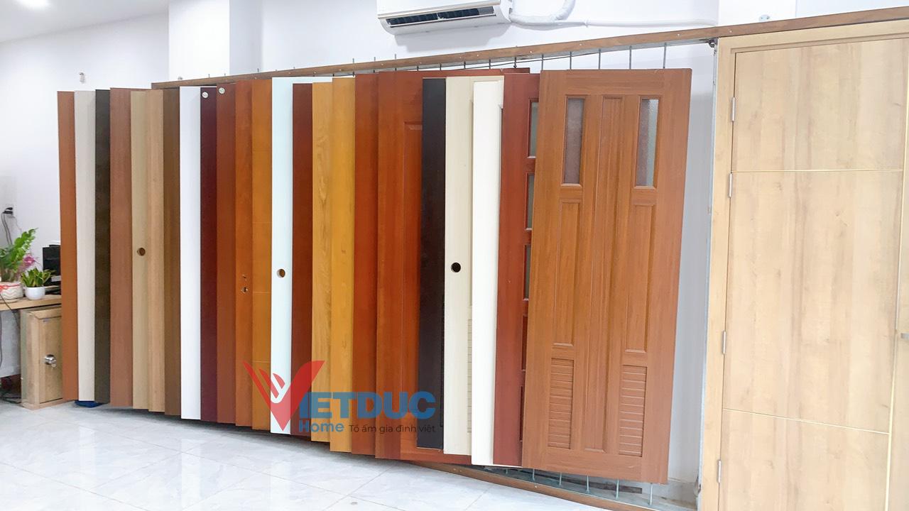 [Báo Giá] Cửa gỗ công nghiệp giá rẻ