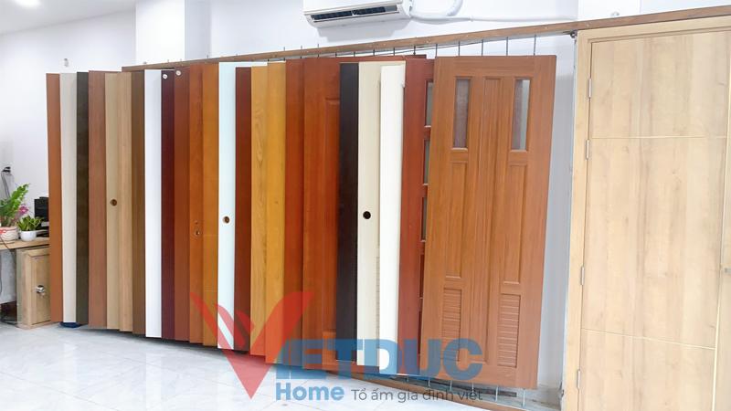 Cửa phòng ngủ gỗ công nghiệp giá tốt nhất