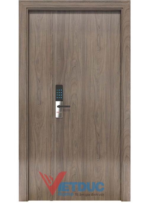 Mẫu cửa gỗ công nghiệp MDF Melamine đẹp