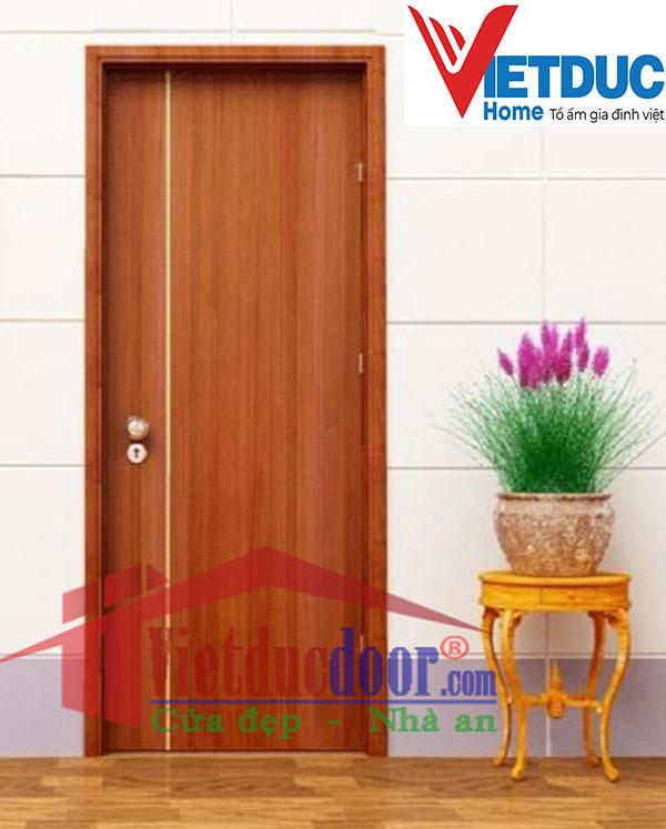 Thiết kế ấn tượng của mẫu cửa chịu nước từ gỗ công nghiệp MDF
