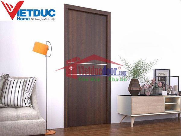 Thiết kế độc đáo giúp cửa chịu nước từ gỗ công nghiệp chiếm ưu thế trên thị trường