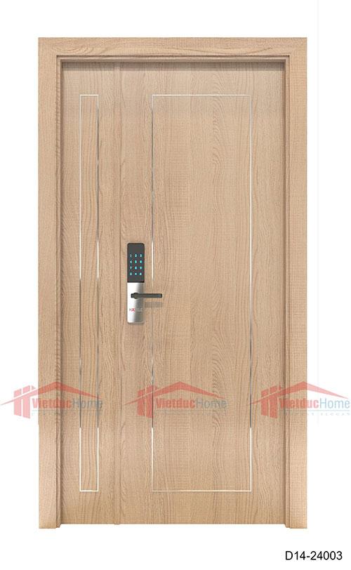 Cửa gỗ công nghiệp có độ bền cao
