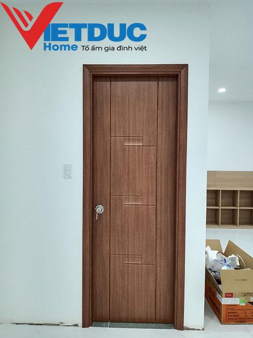 Cửa gỗ công nghiệp HDF Veneer