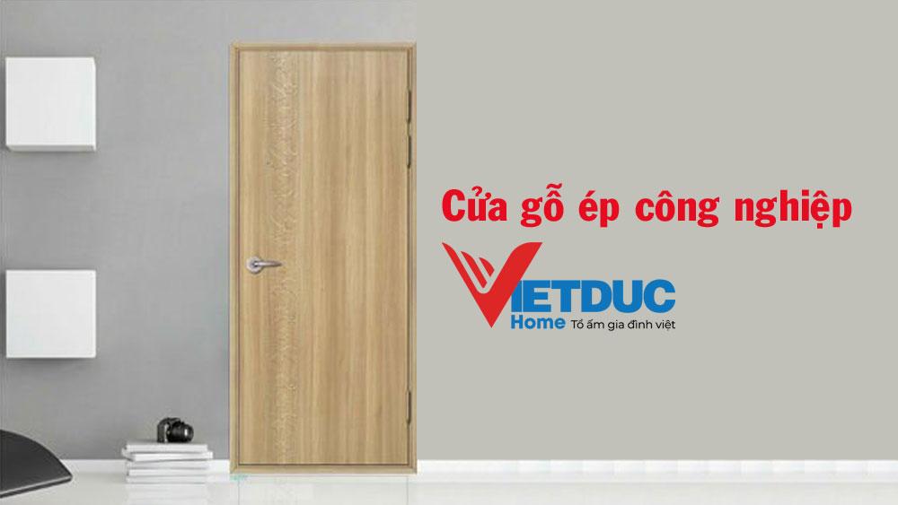 Cửa gỗ ép công nghiệp là gì