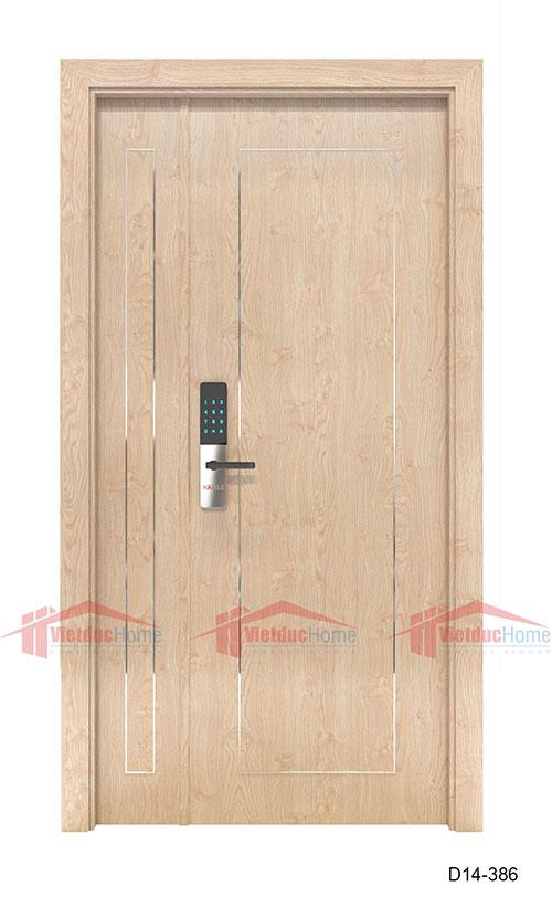 Loại cửa gỗ MDF chống ẩm tốt
