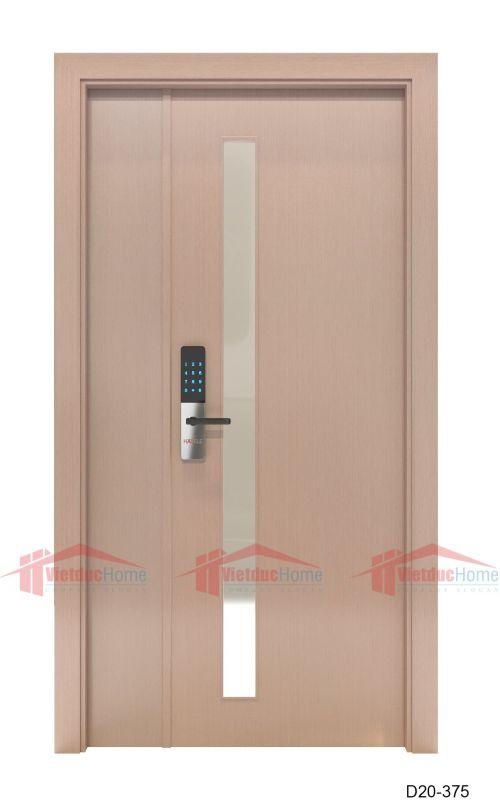 Mẫu cửa gỗ ép công nghiệp D20-375