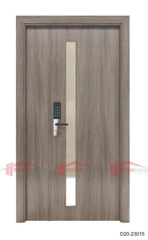 Mẫu cửa gỗ ép công nghiệp D20-23015