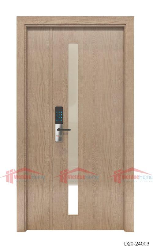 Mẫu cửa gỗ ép công nghiệp D20-24003