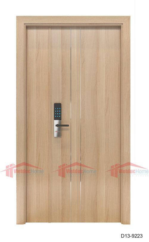 Cửa gỗ ép công nghiệp D13-9223