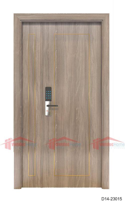 Cửa gỗ ép công nghiệp cao cấp D14-23015
