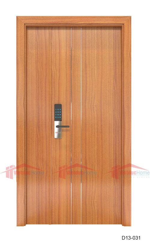 Cửa gỗ công nghiệp đẹp nhất D13-031