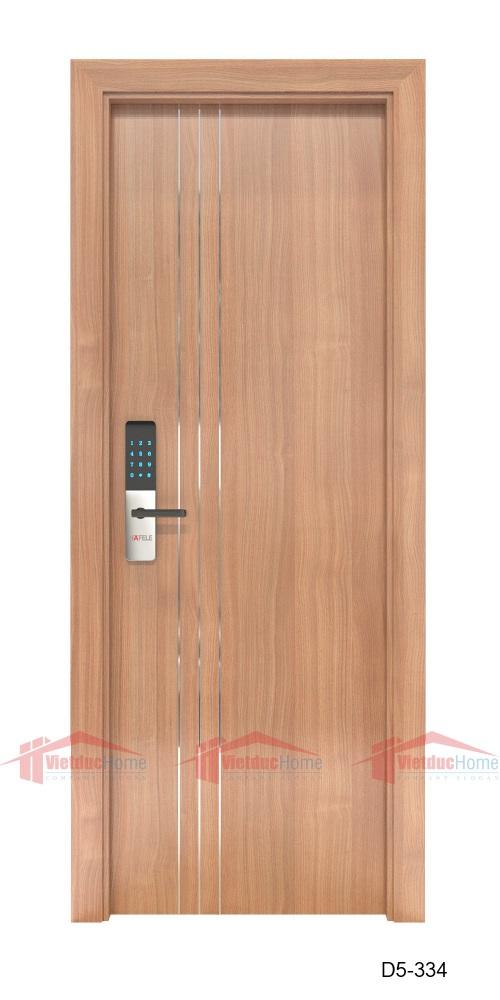 Cửa gỗ công nghiệp HDF Veneer chất lượng