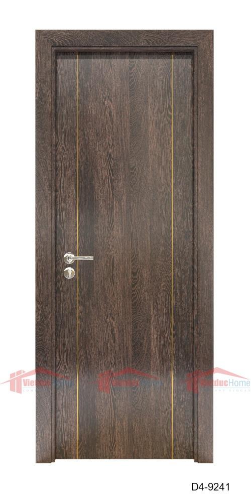 Cửa gỗ công nghiệp HDF Veneer cao cấp