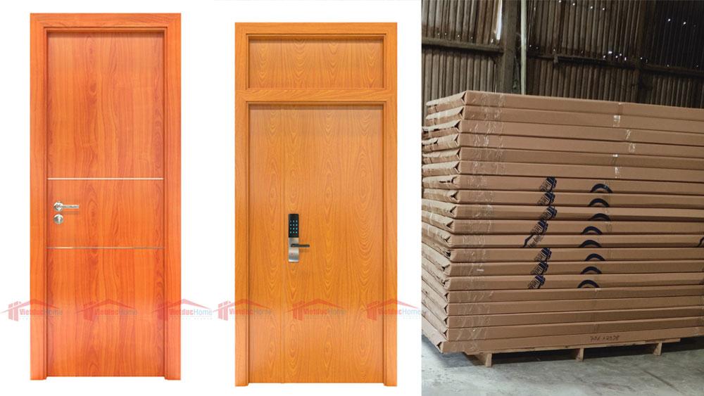Thanh lý cửa gỗ công nghiệp